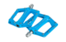 RFR Flat Race - Pedales - azul